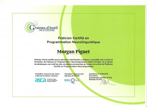 Certificat PNL