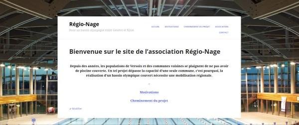 Régio-Nage (association en dormance)